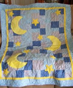 Relay for Life Quilt. Proceeds were donated to Relay for Life in PA